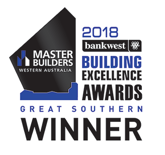 Great Southern Winner of the 2016 Building Excellence Awards .
